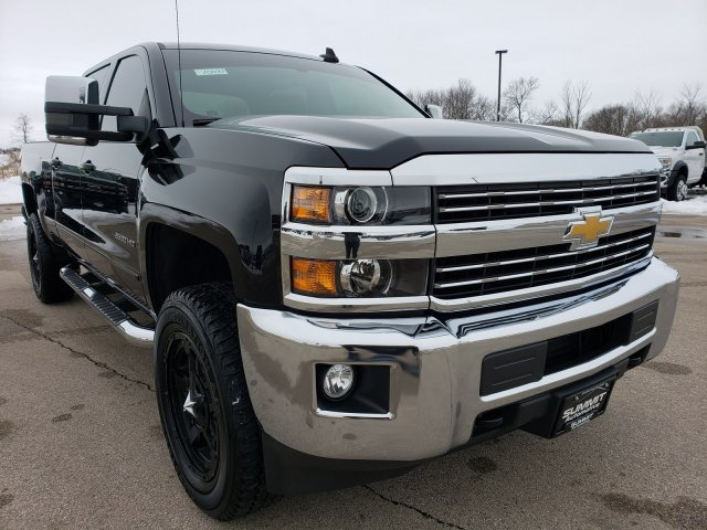 2018 Silverado 2500 Crew Cab 4x4, Pickup #10497 - photo 2