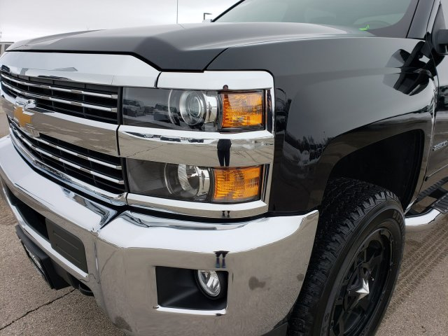 2018 Silverado 2500 Crew Cab 4x4, Pickup #10497 - photo 24