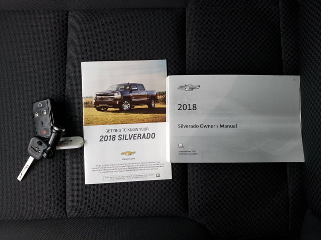 2018 Silverado 2500 Crew Cab 4x4, Pickup #10497 - photo 32