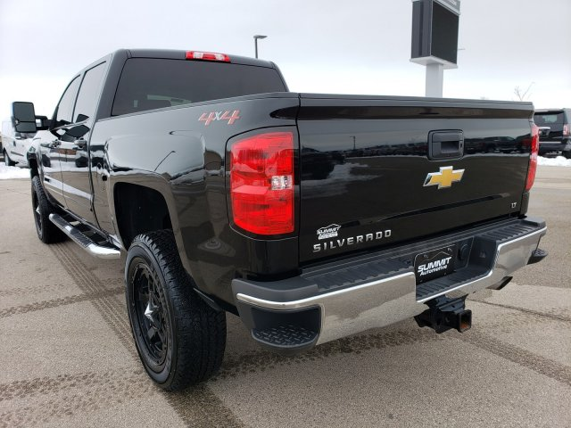 2018 Silverado 2500 Crew Cab 4x4, Pickup #10497 - photo 5
