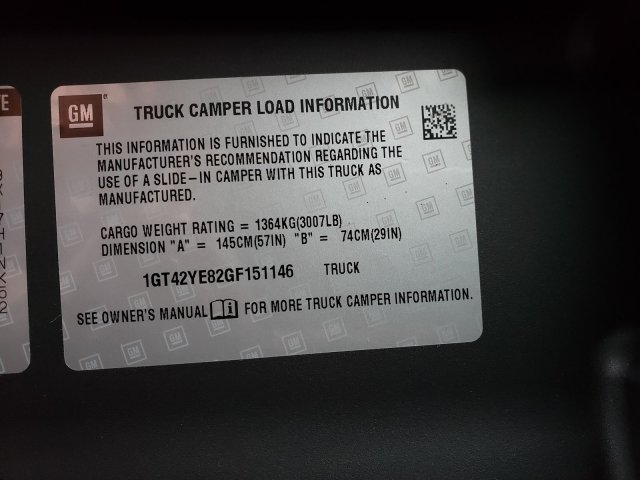 2016 Sierra 3500 Crew Cab 4x4, Pickup #10514 - photo 30