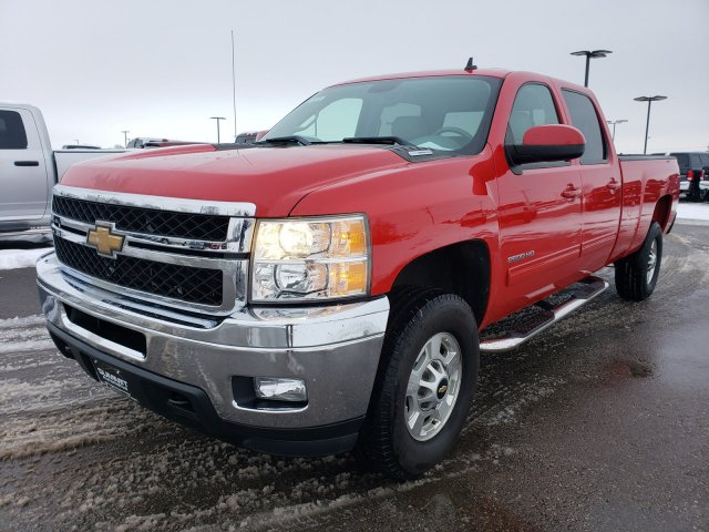 2011 Silverado 2500 Crew Cab 4x4, Pickup #10515 - photo 4