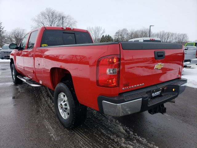 2011 Silverado 2500 Crew Cab 4x4, Pickup #10515 - photo 2
