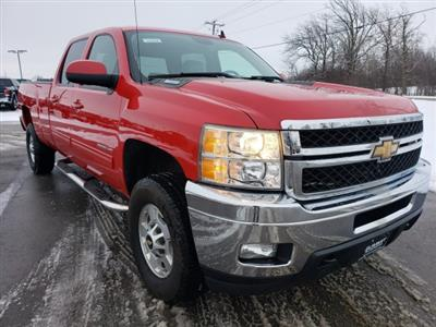 2011 Silverado 2500 Crew Cab 4x4, Pickup #10515 - photo 3