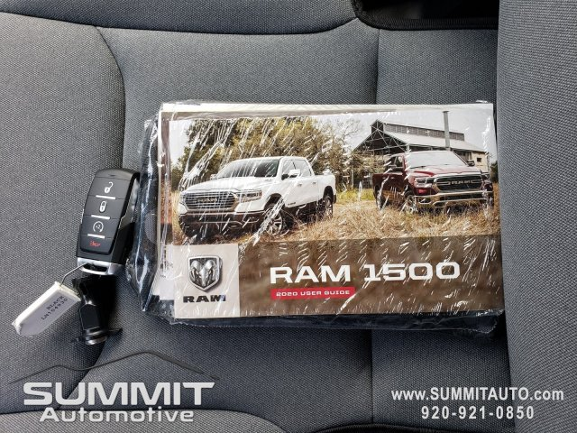2020 Ram 1500 Crew Cab 4x4,  Pickup #20T1 - photo 43