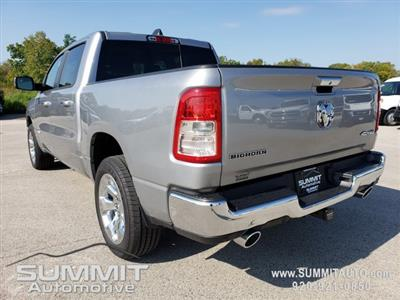 2020 Ram 1500 Crew Cab 4x4, Pickup #20T10 - photo 2