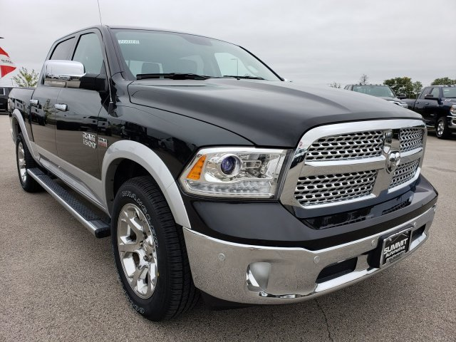 2017 Ram 1500 Crew Cab 4x4,  Pickup #20T12A - photo 2