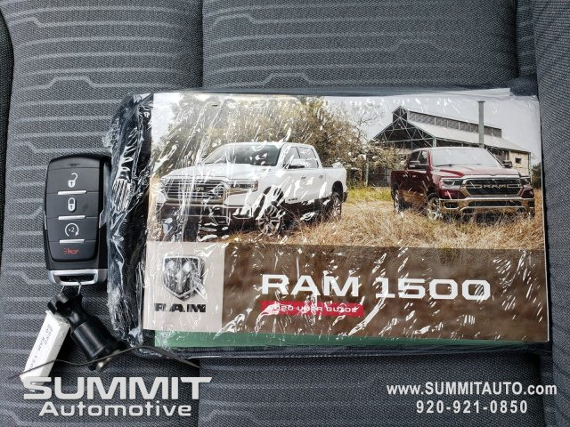2020 Ram 1500 Crew Cab 4x4,  Pickup #20T2 - photo 43