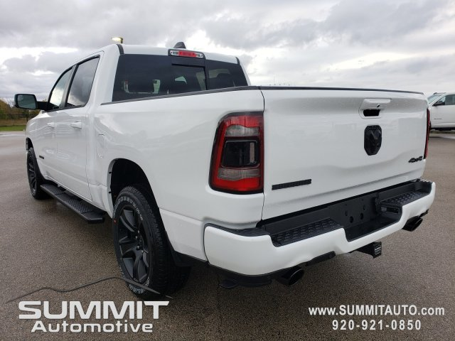 2020 Ram 1500 Crew Cab 4x4,  Pickup #20T23 - photo 1