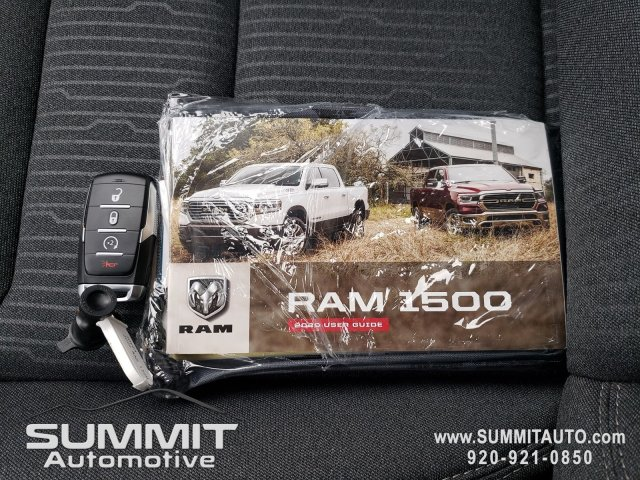 2020 Ram 1500 Crew Cab 4x4,  Pickup #20T23 - photo 43