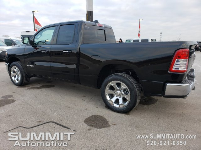 2020 Ram 1500 Quad Cab 4x4, Pickup #20T28 - photo 1