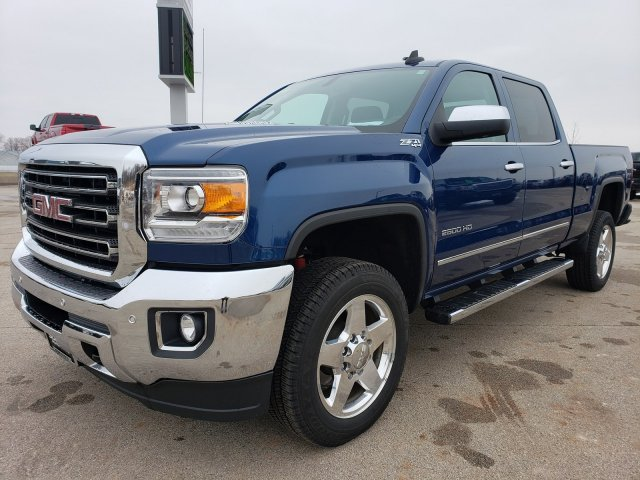 2015 Sierra 2500 Crew Cab 4x4, Pickup #20T31A - photo 3