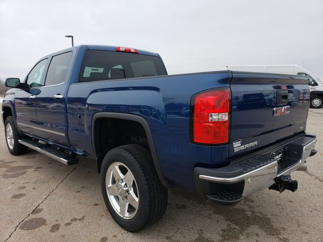 2015 Sierra 2500 Crew Cab 4x4, Pickup #20T31A - photo 5