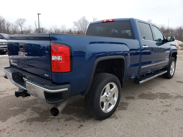 2015 Sierra 2500 Crew Cab 4x4, Pickup #20T31A - photo 6