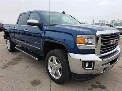 2015 Sierra 2500 Crew Cab 4x4, Pickup #20T31A - photo 2