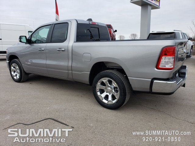 2020 Ram 1500 Quad Cab 4x4, Pickup #20T36 - photo 1