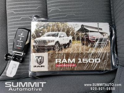 2020 Ram 1500 Crew Cab 4x4, Pickup #20T4 - photo 42