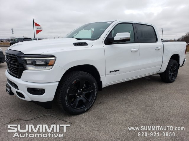 2020 Ram 1500 Crew Cab 4x4, Pickup #20T40 - photo 32