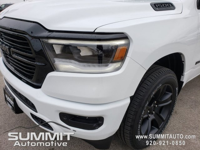 2020 Ram 1500 Crew Cab 4x4, Pickup #20T40 - photo 33