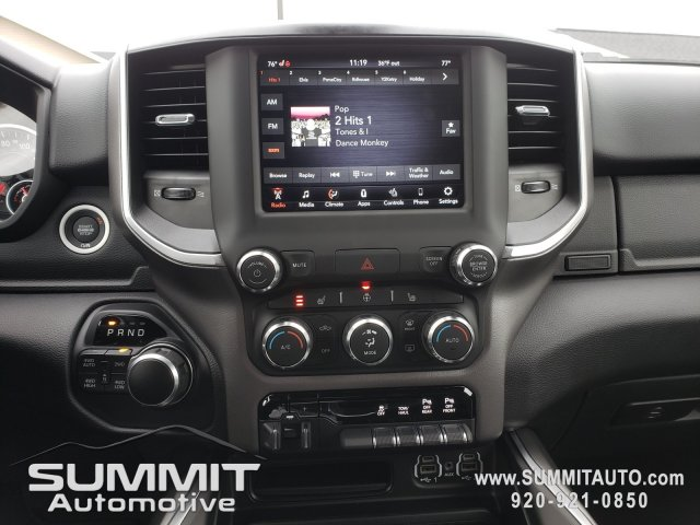 2020 Ram 1500 Crew Cab 4x4, Pickup #20T40 - photo 9