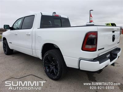 2020 Ram 1500 Crew Cab 4x4, Pickup #20T40 - photo 2