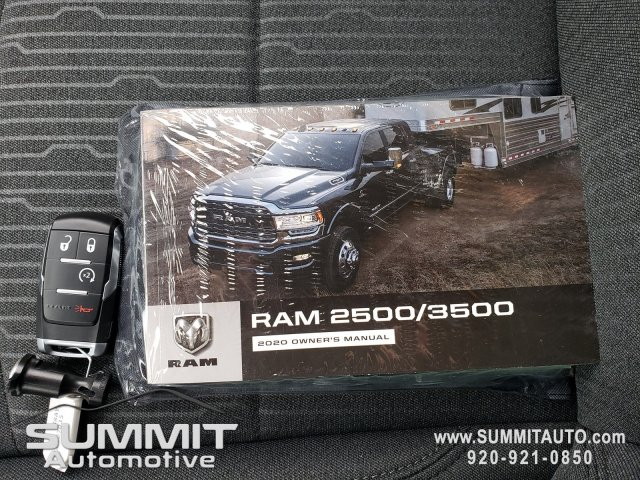 2020 Ram 2500 Crew Cab 4x4, Pickup #20T45 - photo 38