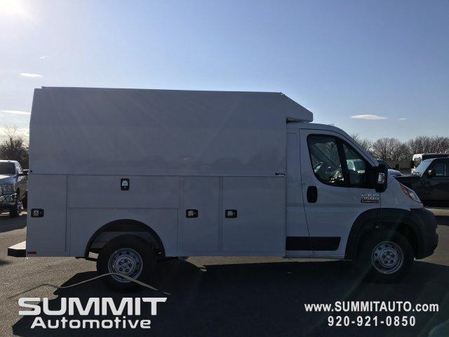 2018 ProMaster 3500 Standard Roof FWD,  Knapheide Service Utility Van #8T191 - photo 9
