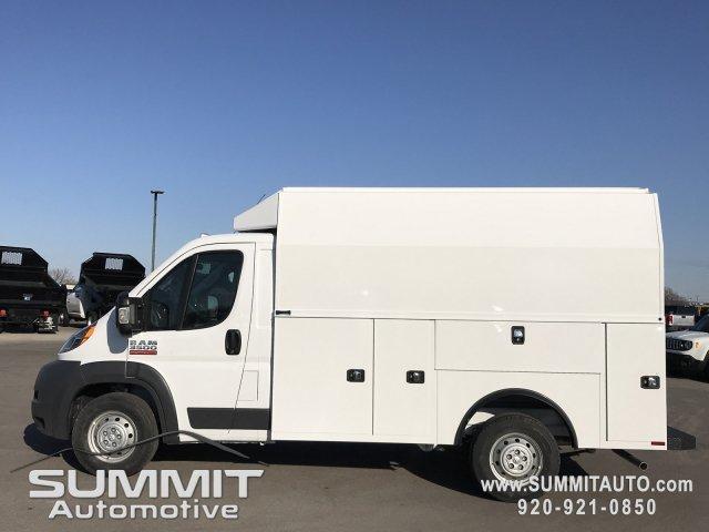 2018 ProMaster 3500 Standard Roof FWD,  Knapheide Service Utility Van #8T191 - photo 1
