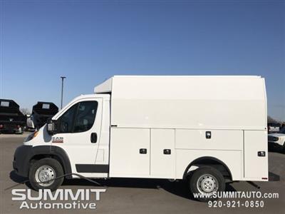 2018 ProMaster 3500 Standard Roof FWD,  Knapheide KUV Service Utility Van #8T191 - photo 1