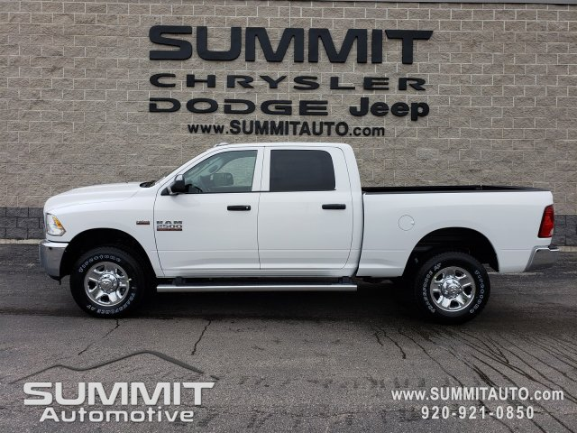 2018 Ram 2500 Crew Cab 4x4,  Pickup #8T321 - photo 1