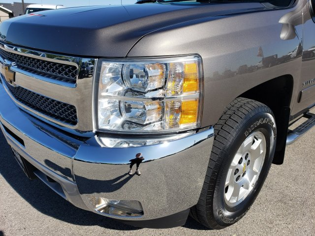 2012 Silverado 1500 Crew Cab 4x4,  Pickup #8T321A - photo 28