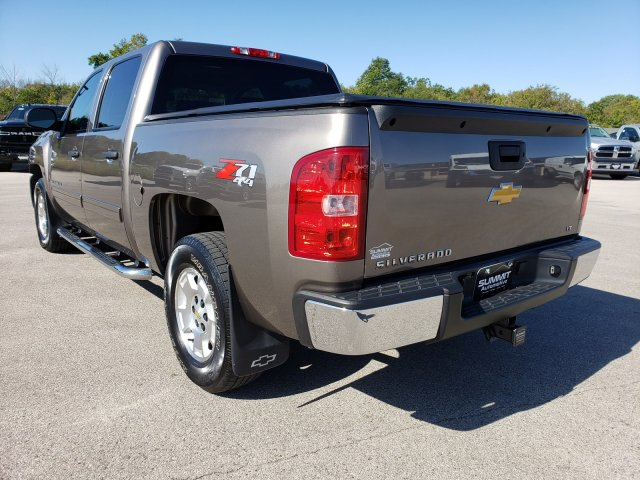2012 Silverado 1500 Crew Cab 4x4,  Pickup #8T321A - photo 5