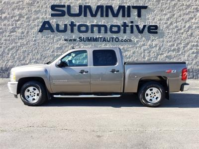 2012 Silverado 1500 Crew Cab 4x4,  Pickup #8T321A - photo 1