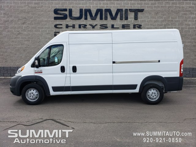 2018 ProMaster 2500 High Roof FWD,  Empty Cargo Van #8T333 - photo 1