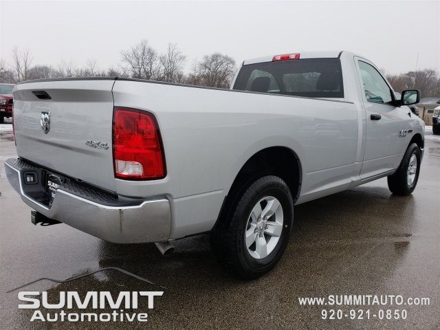 2018 Ram 1500 Regular Cab 4x4,  Pickup #8T336 - photo 24