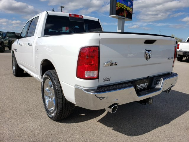 2018 Ram 1500 Crew Cab 4x4, Pickup #8T375A - photo 6