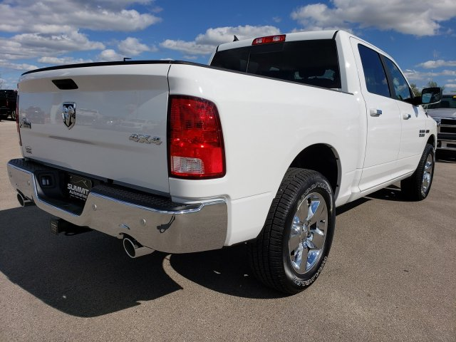 2018 Ram 1500 Crew Cab 4x4, Pickup #8T375A - photo 7