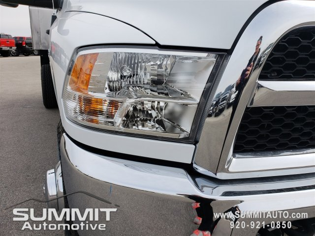 2018 Ram 3500 Regular Cab DRW 4x4,  Monroe Dump Body #8T380 - photo 16