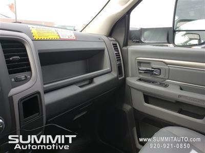 2018 Ram 3500 Regular Cab DRW 4x4,  Monroe MTE-Zee SST Series Dump Body #8T380 - photo 8