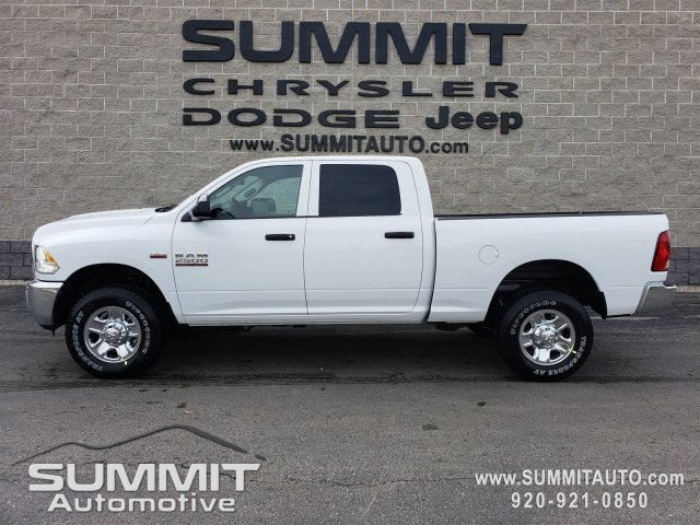 2018 Ram 2500 Crew Cab 4x4,  Pickup #8T384 - photo 1
