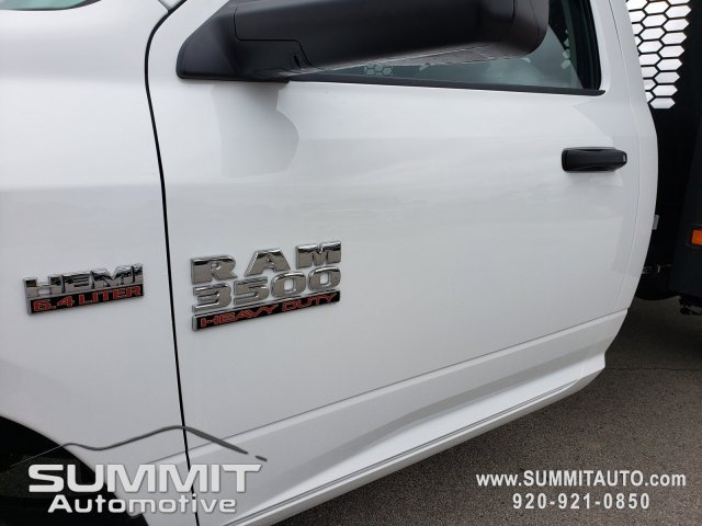 2018 Ram 3500 Regular Cab DRW 4x4,  Cab Chassis #8T413 - photo 27