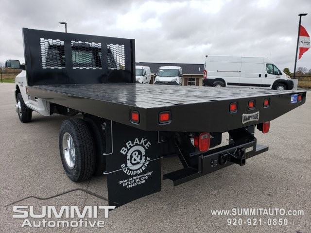 2018 Ram 3500 Regular Cab DRW 4x4,  Knapheide Platform Body #8T413 - photo 1