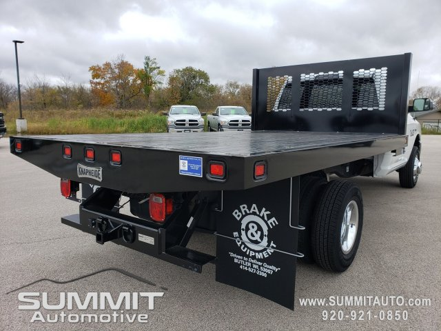 2018 Ram 3500 Regular Cab DRW 4x4,  Knapheide Value-Master X Platform Body #8T413 - photo 31