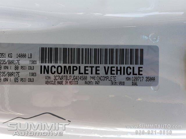2018 Ram 3500 Regular Cab DRW 4x4, Knapheide Value-Master X Platform Body #8T413 - photo 36