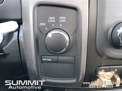 2018 Ram 3500 Regular Cab DRW 4x4, Knapheide Value-Master X Platform Body #8T413 - photo 17