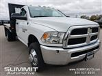 2018 Ram 3500 Regular Cab DRW 4x4,  Knapheide Value-Master X Platform Body #8T413 - photo 3