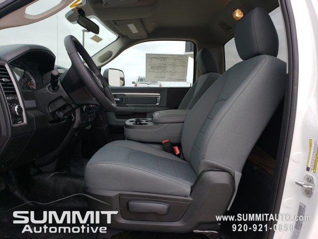 2018 Ram 3500 Regular Cab DRW 4x4,  Cab Chassis #8T415 - photo 8