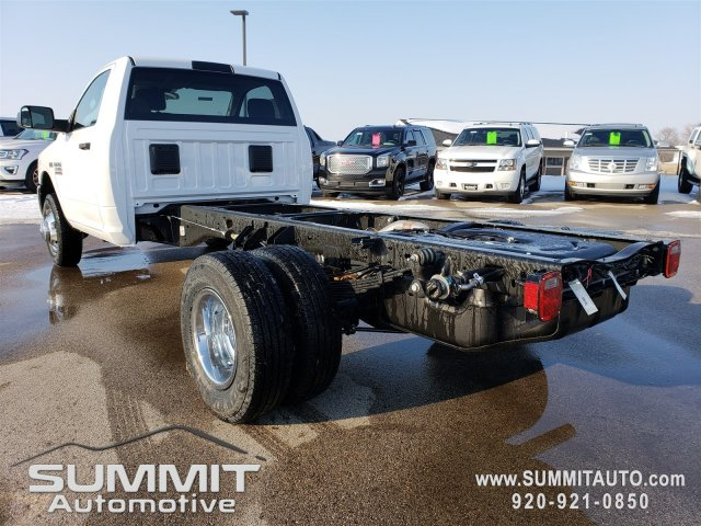 2018 Ram 3500 Regular Cab DRW 4x4,  Cab Chassis #8T416 - photo 1