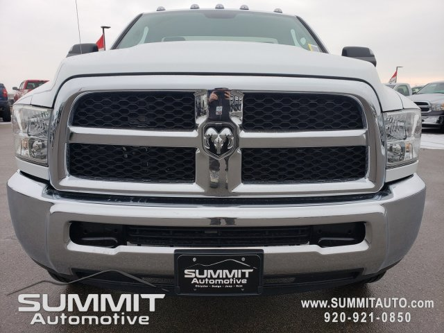 2018 Ram 3500 Regular Cab DRW 4x4,  Cab Chassis #8T417 - photo 19