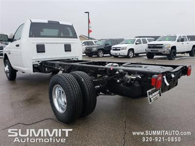 2018 Ram 3500 Regular Cab DRW 4x4,  Cab Chassis #8T417 - photo 2